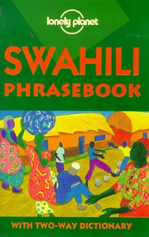 Swahili Phrasebook  2nd 1998 (Revised) edition cover