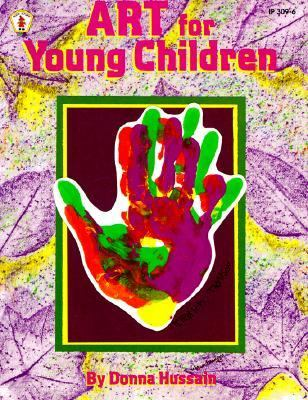 Art for Young Children N/A 9780865303096 Front Cover
