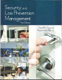 Security and Loss Prevention Management  3rd 2013 9780866124096 Front Cover