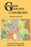 Roadside Geology of Colorado  3rd 2014 edition cover