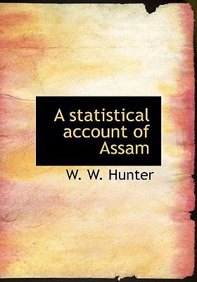Statistical Account of Assam  N/A edition cover