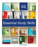 Essential Study Skills  8th 2015 edition cover