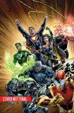 Justice League   2014 9781401250096 Front Cover