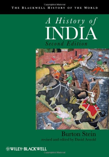History of India  2nd 2010 edition cover