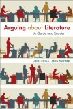 Arguing about Literature A Guide and Reader  2014 edition cover