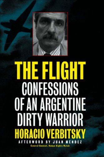 Flight Confessions of an Argentine Dirty Warrior N/A edition cover