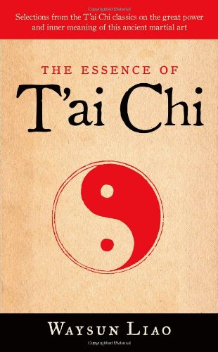 Essence of T'ai Chi   2007 edition cover