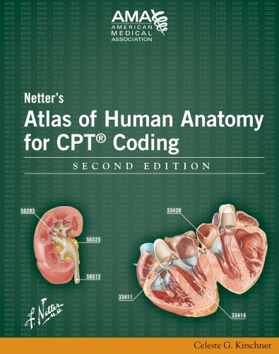 Netter's Atlas of Human Anatomy for CPT Coding  2nd 2009 edition cover