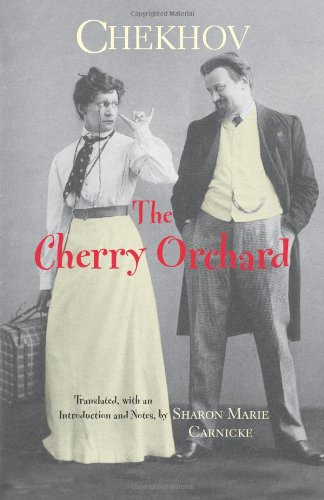 Cherry Orchard   2010 edition cover