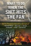 What to Do When the Shit Hits the Fan 2014-2015 Edition N/A edition cover