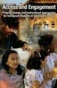 Access and Engagement Program Design and Instructional Approaches for Immigrant Students in Secondary School  2000 edition cover