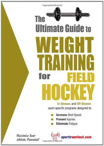 Weight Training for Field Hockey   2019 9781932549096 Front Cover