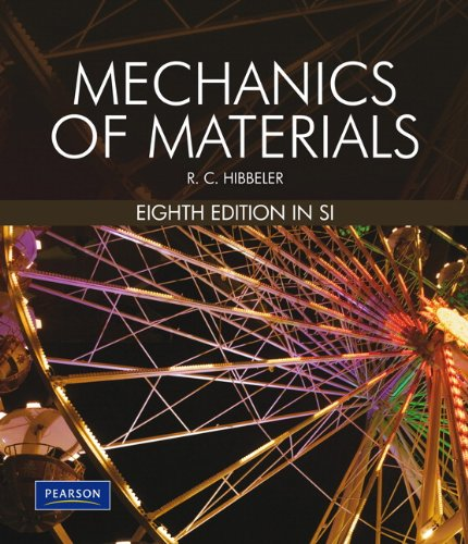 Mechanics of Materials  8th 2011 edition cover