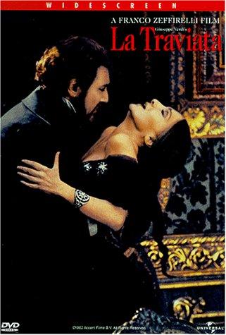 Guiseppe Verdi's La Traviata System.Collections.Generic.List`1[System.String] artwork