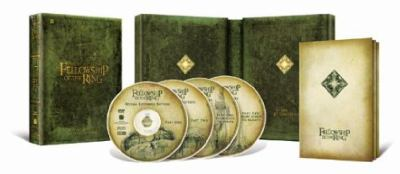 The Lord of the Rings: The Fellowship of the Ring (Four-Disc Special Extended Edition) System.Collections.Generic.List`1[System.String] artwork