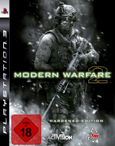 Call of Duty: Modern Warfare 2 - Hardened Collectors Edition (Deutsch) PlayStation 3 artwork