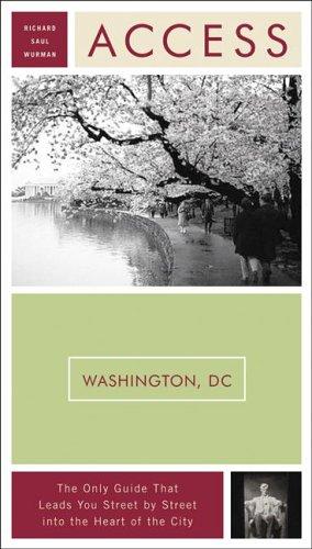Access Washington, D. C.  9th 9780060758097 Front Cover