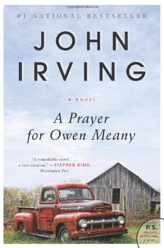 Prayer for Owen Meany  N/A 9780062204097 Front Cover