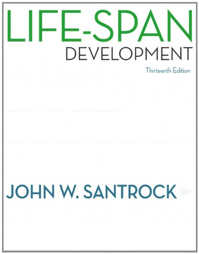 Life-Span Development  13th 2011 edition cover