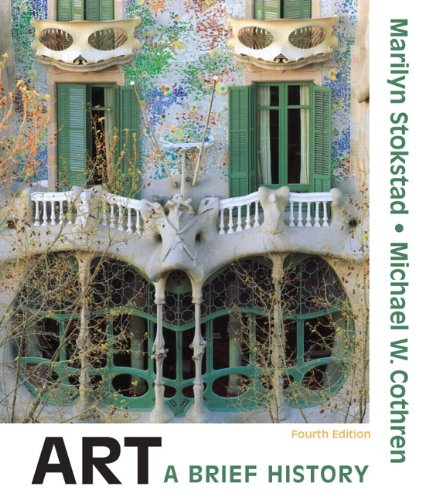Art  4th 2010 edition cover
