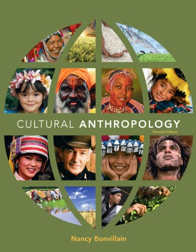 Cultural Anthropology  2nd 2010 edition cover
