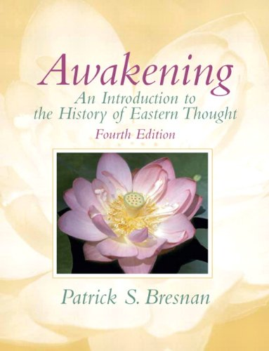 Awakening An Introduction to the History of Eastern Thought 4th 2010 edition cover