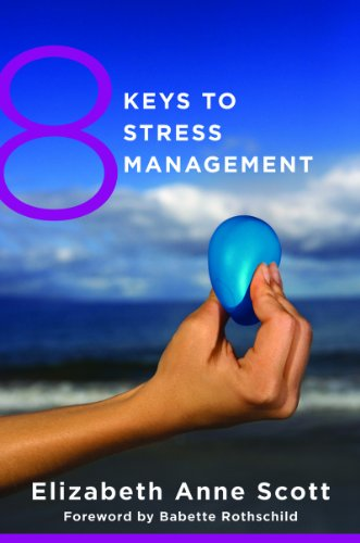8 Keys to Stress Management   2013 edition cover