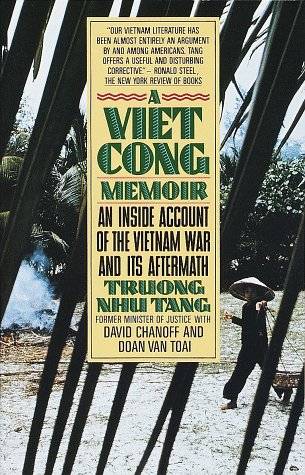 Vietcong Memoir An Inside Account of the Vietnam War and Its Aftermath N/A edition cover