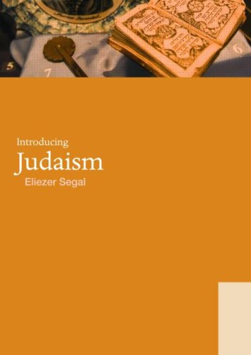Introducing Judaism   2009 edition cover