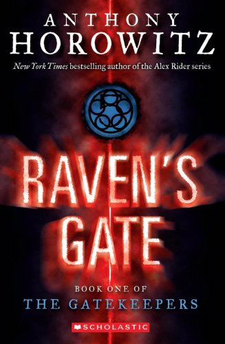 Raven's Gate  N/A edition cover