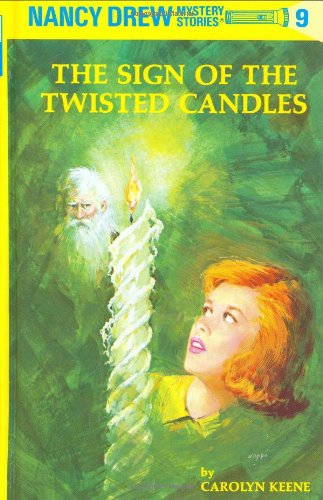 Sign of the Twisted Candles   1996 edition cover