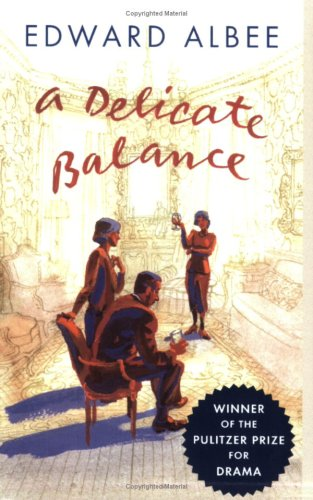 Delicate Balance   1997 edition cover