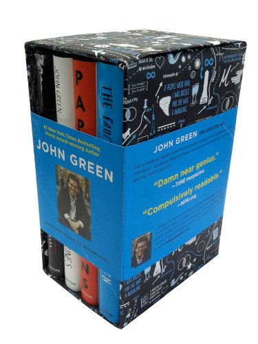John Green Box Set  N/A 9780525426097 Front Cover