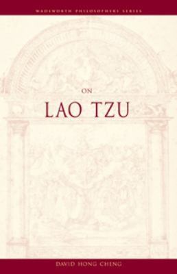 On Lao Tzu   2000 9780534576097 Front Cover