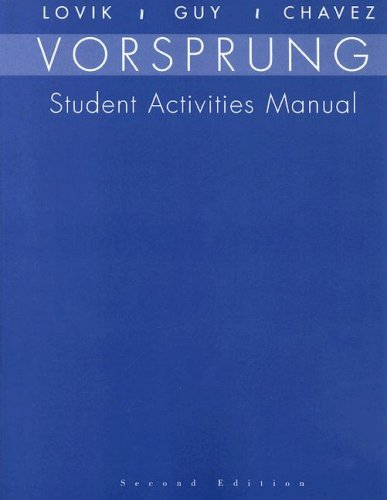 Vorsprung  2nd 2007 edition cover