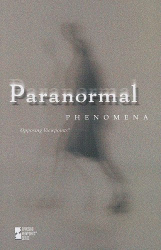 Paranormal Phenomena   2008 9780737740097 Front Cover
