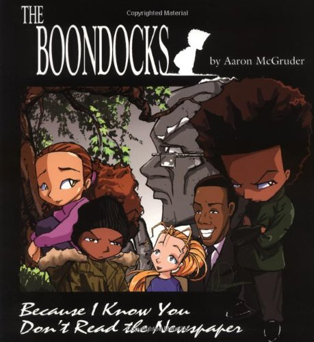 Boondocks Because I Know You Don't Read the Newspaper  2000 edition cover
