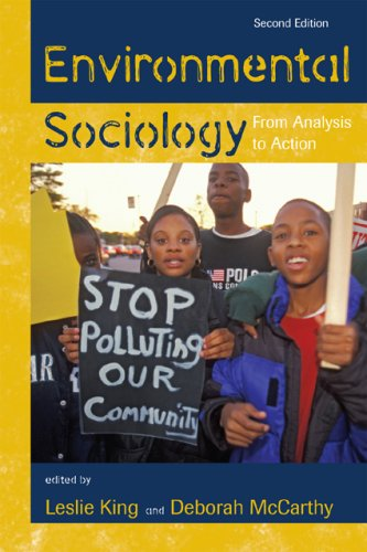 Environmental Sociology From Analysis to Action 2nd 2009 9780742559097 Front Cover
