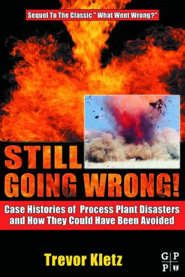 Still Going Wrong! Case Histories of Process Plant Disasters and How They Could Have Been Avoided  2004 9780750677097 Front Cover