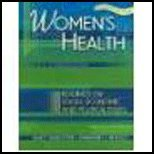Women's Health Readings on Social, Economic, and Political Issues 4th 2005 (Revised) edition cover