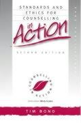 Standards and Ethics for Counselling in Action  2nd 2000 (Revised) 9780761963097 Front Cover