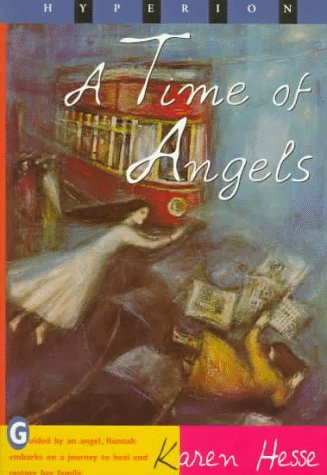 Time of Angels  Reprint  edition cover