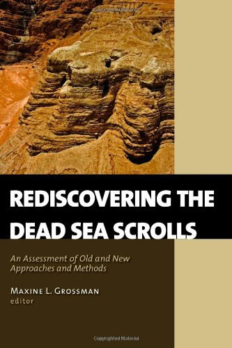 Methods and Theories in the Study of the Dead Sea Scrolls   2010 edition cover
