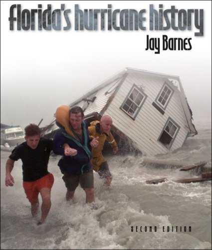 Florida's Hurricane History  2nd 2007 edition cover