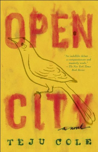 Open City  N/A edition cover