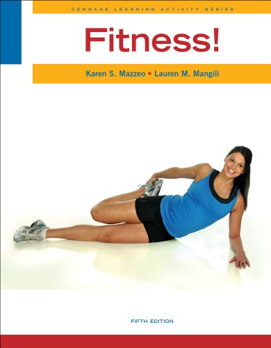 Fitness!  5th 2013 9780840048097 Front Cover