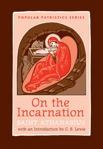 On the Incarnation: Saint Athanasius  2012 9780881414097 Front Cover