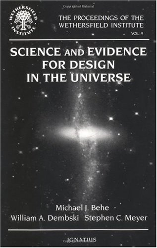 Science and Evidence for Design in the Universe   2000 edition cover