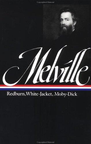 Redburn White Jacket   1983 edition cover