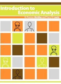 Introduction to Economic Analysis N/A edition cover